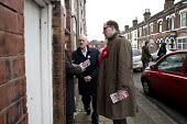 Gareth Snell and Jeremy Corbyn MP, Labour Party canvassing, Cauldon, Stoke on Trent Central, Staffordshire - John Harris - 2010s,2017,7,by election,campaign,campaigning,CAMPAIGNS,candidate,candidates,CANVASING,canvassing,choice,choosing,cities,City,communicating,communication,conversation,conversations,deciding,decisions,