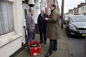 Gareth Snell and Jeremy Corbyn MP, Labour Party canvassing, Cauldon, Stoke on Trent Central, Staffordshire - John Harris - 2010s,2017,7,age,ageing population,Asian,Asians,BAME,BAMEs,Black,Black and White,BME,bmes,by election,campaign,campaigning,CAMPAIGNS,candidate,candidates,CANVASING,canvassing,choice,choosing,cities,Ci