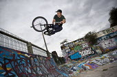 New Bird Skate Park, crowd funded and by the young people who use it, Liverpool - Jess Hurd - 2010s,2016,activities,bicycle,bicycles,BICYCLING,Bicyclist,Bicyclists,Bike,bikes,BMX,cities,City,crowd funded,crowd funding,cycle,cycles,cycling,Cyclist,Cyclists,graffiti,hobbies,hobby,hobbyist,jump,j