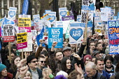 It's Our NHS, National Demonstration to defend the NHS, London - Jess Hurd - 04-03-2017
