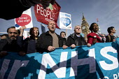 John McDonnell MP at Its Our NHS, National Demonstration to defend the NHS, London - Jess Hurd - 04-03-2017