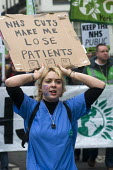 It's Our NHS, National Demonstration to defend the NHS, London - Stefano Cagnoni - 04-03-2017