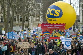 Its Our NHS, National Demonstration to defend the NHS, London - Stefano Cagnoni - 04-03-2017