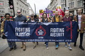 FBU, Stand up to Racism protest, UN Anti Racism Day, London - Jess Hurd - 2010s,2017,activist,activists,Anti Racism,anti racist,BAME,BAMEs,banner,banners,BEMM,bigotry,Black,Black and White,BME,bmes,CAMPAIGNING,CAMPAIGNS,Day,DEMONSTRATING,demonstration,DISCRIMINATION,diversi
