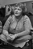 Erin Pizzey, family care activist and a novelist, founder of the first domestic violence shelter, Chiswick Womens Aid in 1971. Haven House was the first womens refuge removing victims of domestic abus... - Martin Mayer - 1970s,1977,abuse,aid,anti social behavior,Anti Social behaviour,antisocial behaviour,assault,assaults,assistance,behavior,behaviour,Chiswick Womens Aid,domestic,domestic abuse,domestic violence,equal