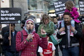 Salma Yaqoob speaking Unity Vigil Against Hatred and Division in response to the Westminster attacks called by Stand Up to Racism, Birmingham. - Jess Hurd - 24-03-2017
