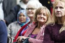 Momentum Inaugural Conference, Birmingham - John Harris - 2010s,2017,activist,activists,age,ageing population,Birmingham,CAMPAIGN,campaigner,campaigners,CAMPAIGNING,CAMPAIGNS,Conference,conferences,delegate,delegates,elderly,FEMALE,Labour Party,Left,left win