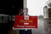 Cut out advertisement for Royal Mail Postal Services, Coventry - John Harris - 30-03-2017