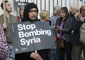 Stop Bombing Syria, Stop The War Coalition protest, Downing Street, London - Philip Wolmuth - 2010s,2017,activist,activists,Anti War,Antiwar,BAME,BAMEs,Black,BME,bmes,BOMB,Bombing,bombings,BOMBS,CAMPAIGN,campaigner,campaigners,CAMPAIGNING,CAMPAIGNS,Coalition,DEMONSTRATING,demonstration,DEMONST