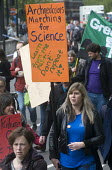 March For Science, London. International protest on Earth Day against global political questioning of facts and for protection of the environment - Stefano Cagnoni - 22-04-2017