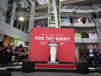 Labour Party General Election 2017 manifesto launch, Bradfor University, 16/5 2017Labour Party leader Jeremy Corbyn - Mark Pinder - 2010s,2017,campaign,campaigning,CAMPAIGNS,DEMOCRACY,election,elections,General Election,Jeremy Corbyn,Labour Party,launch,leader,manifesto,MP,MPs,Party,POL,political,politician,politicians,Politics,SP