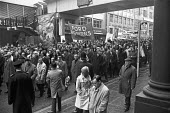 One day strike and protest against the Industrial Relations Bill 1971, Liverpool - NLA - 18-03-1971