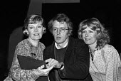 Vanessa and Corin Redgrave with their mother Rachel Kempson at a gala concert, London 1979 - NLA - 1970s,1979,ACE,ACTING,Actor,actors,actress,actresses,adult,adults,Arts,celebrities,celebrity,concert,CONCERTS,Corin Redgrave,Culture,FEMALE,London,male,man,men,mother,MOTHERHOOD,MOTHERING,MOTHERS,PARE