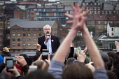 Jeremy Corbyn Labour Party general Election campaign rally, Gateshead, Tyne and Wear - Mark Pinder - 05-06-2017