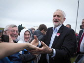 Jeremy Corbyn Labour Party general Election campaign, Blyth, Northumberland - Mark Pinder - 2010s,2017,campaign,campaigning,CAMPAIGNS,DEMOCRACY,ELECTION,elections,General Election,Jeremy Corbyn,Labour Party,Left,left wing,Leftwing,male,man,men,Party,people,person,persons,socialists,supporter