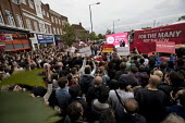 Jeremy Corbyn with Navin Shah PPC, Labour Party rally on the last day of campaigning before the General Election, Harrow, London - Jess Hurd - 2010s,2017,Asian,Asians,BAME,BAMEs,Black,BME,bmes,campaign,campaigning,CAMPAIGNS,cities,City,DEMOCRACY,diversity,ELECTION,elections,ethnic,ethnicity,General Election,Harrow,Jeremy Corbyn,Labour Party,