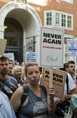 Grenfell Tower Fire. Justice For Grenfell rally outside the Department for Communities and Local Government, Westminster in protest at the injustice of lives lost in the tragedy, London - Stefano Cagnoni - 16-06-2017