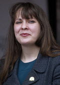Amelia Womack Green Party speaking, rally in Parliament Square, Not One Day More protest demanding the Tory Government go and an end to austerity policies - Stefano Cagnoni - 2010s,2017,activist,activists,against,Amelia Womack,anti,austerity,Austerity Cuts,CAMPAIGN,campaigner,campaigners,CAMPAIGNING,CAMPAIGNS,cities,City,demonstrate demonstrating,DEMONSTRATING,Demonstratio