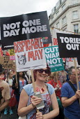 Not One Day More protest demanding the Tory Government go and an end to austerity policies - Stefano Cagnoni - 2010s,2017,activist,activists,against,anti,austerity,Austerity Cuts,CAMPAIGN,campaigner,campaigners,CAMPAIGNING,CAMPAIGNS,cities,City,CONSERVATIVE,Conservative Party,conservatives,demonstrate demonstr