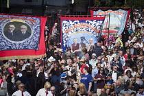 Durham Miners Gala, Durham 2017 - Mark Pinder - 2010s,2017,ACE,banner,banners,County Durham,Culture,Durham Miners Gala,member,member members,members,MINER,Miners,MINER'S,NUM,Trade Union,Trade Union,Trade Unions,Trades Union,Trades Union,Trades unio