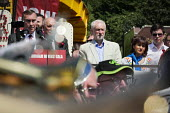 Jeremy Corbyn, Durham Miners Gala, Durham 2017 - Mark Pinder - 2010s,2017,ACE,County Durham,Culture,Durham Miners Gala,Jeremy Corbyn,Labour Party,member,member members,members,MINER,Miners,MINER'S,Trade Union,Trade Union,Trade Unions,Trades Union,Trades Union,Tra