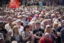 Durham Miners Gala, Durham 2017 - Mark Pinder - 2010s,2017,ACE,County Durham,Culture,Durham Miners Gala,member,member members,members,MINER,Miners,MINER'S,Trade Union,Trade Union,Trade Unions,Trades Union,Trades Union,Trades unions,tradition,tradit