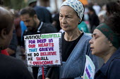 Grenfell Tower fire vigil, one month after the fire, London - Jess Hurd - 12-07-2017