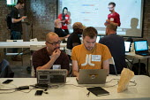 Momentum Hackathon. Collaborative election software development workshop, Shoreditch, London - Philip Wolmuth - 15-07-2017