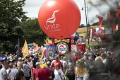 Tolpuddle Martyrs Festival, Dorset. - Jess Hurd - 2010s,2017,ACE,Agricultural Workers Union,AWU,balloon,balloons,banner,banners,Dorset,Festival,festivals,member,member members,members,parade,PEOPLE,SWTUC,Tolpuddle Martyrs Festival,Tolpuddle Martyrs'