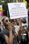 Justice for Rashan Charles protest, he died after being chased by police, Stoke Newington, London - Jess Hurd - 2010s,2017,activist,activists,adult,adults,Anti Racism,anti racist,BAME,BAMEs,bigotry,Black,Black Lives Matter,BME,bmes,CAMPAIGN,campaigner,campaigners,CAMPAIGNING,CAMPAIGNS,cities,City,communities,co
