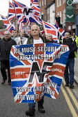 Refugees Not Welcome, National Front march, Grantham, Lincolnshire - Jess Hurd - 19-08-2017
