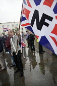 National Front march, Grantham, Lincolnshire - Jess Hurd - 19-08-2017