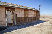 Imperial Valley, California, USA An abandoned labor camp near the US Mexican border, Mt. Signal - David Bacon - 18-08-2017