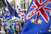 Peoples March for Europe, pro EU demonstration, London. - Jess Hurd - 2010s,2017,activist,activists,Brexit,CAMPAIGN,campaigner,campaigners,CAMPAIGNING,CAMPAIGNS,democrat,DEMONSTRATING,demonstration,DEMONSTRATIONS,EU,Europe,European Union,flag,flags,Lib Dem,Lib Dems,Libe