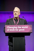 Horace Trubridge MU speaking, TUC Congress, Brighton 2017. - Jess Hurd - 10-09-2017
