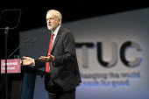 TUC Congress Brighton 2017 - John Harris - 12-09-2017