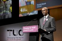 Patrick Roach, NASUWT, TUC Congress, Brighton 2017 - Jess Hurd - 11-09-2017