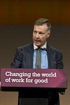 Mike Clancy Prospect speaking TUC Congress Brighton 2017 - John Harris - 12-09-2017