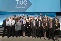 NASUWT delegation TUC Congress Brighton 2017 - John Harris - 12-09-2017