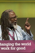 Glenroy Watson RMT speaking TUC Congress Brighton 2017 - John Harris - 2010s,2017,Conference,conferences,member,member members,members,RMT,SPEAKER,SPEAKERS,speaking,SPEECH,Trade Union,Trade Union,Trade Unions,Trades Union,Trades Union,trades unions,TUC,TUC Congress,TUCs