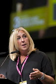 Vicky Knight TUC UCU Womens Conference speaking TUC Congress Brighton 2017 - John Harris - 13-09-2017