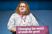 Jane Loftus, CWU speaking TUC Congress, Brighton 2017 - Jess Hurd - 2010s,2017,Brighton,Conference,conferences,Congress,CWU,member,member members,members,SPEAKER,SPEAKERS,speaking,SPEECH,Trade Union,Trade Union,Trade Unions,Trades Union,Trades Union,Trades unions,TUC,
