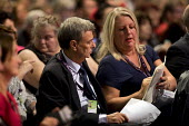 Unison delegation, Labour Party Conference, Brighton 2017 - Jess Hurd - 25-09-2017
