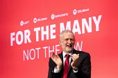 Jeremy Corbyn Labour Party Conference, Brighton 2017 - Jess Hurd - 2010s,2017,applauding,applause,Brighton,Conference,conferences,Jeremy Corbyn,Labour Party Conference,MP,MPs,Party,POL,political,politician,politicians,Politics