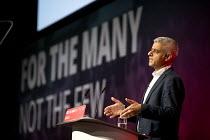 Sadiq Khan speaking, Labour Party Conference, Brighton 2017 - Jess Hurd - 2010s,2017,BAME,BAMEs,Black,BME,bmes,Brighton,Conference,conferences,diversity,ethnic,ethnicity,Labour Party Conference,minorities,minority,Party,people,POC,POL,political,POLITICIAN,POLITICIANS,Politi