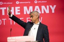 Sadiq Khan speaking, Labour Party Conference, Brighton 2017 - Jess Hurd - 2010s,2017,BAME,BAMEs,Black,BME,bmes,Brighton,Conference,conferences,diversity,ethnic,ethnicity,Labour Party Conference,London,mayor,MAYORAL,MAYORS,minorities,minority,Party,people,POC,POL,political,P