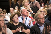 Matt Wrack, Labour Party Conference, Brighton 2017 - Jess Hurd - 2010s,2017,applauding,applause,Brighton,Conference,conferences,delegate,delegates,delegation,FBU,Labour Party Conference,Matt Wrack,member,member members,members,Party,POL,political,POLITICIAN,POLITIC