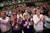 UNISON delegates standing ovation, Labour Party Conference, Brighton 2017 - Jess Hurd - 2010s,2017,applauding,applause,Brighton,Conference,conferences,delegate,delegates,delegation,FEMALE,Labour Party Conference,male,man,men,Party,people,person,persons,POL,political,POLITICIAN,POLITICIAN