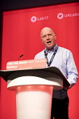 Matt Wrack, FBU speaking Labour Party Conference, Brighton 2017 - Jess Hurd - 2010s,2017,Brighton,Conference,conferences,FBU,Labour Party Conference,male,man,Matt Wrack,member,member members,members,men,Party,people,person,persons,POL,political,POLITICIAN,POLITICIANS,Politics,S