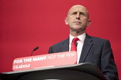 John Healey MP speaking Labour Party Conference, Brighton 2017 - Jess Hurd - 26-09-2017